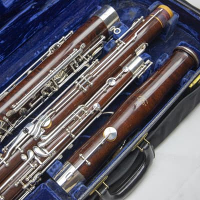 Heckel Beautiful Heckel Professional Wood Bassoon | Reverb