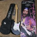 Video! 2009 Gibson / Jimi Hendrix Signature Prototype Stratocaster Black