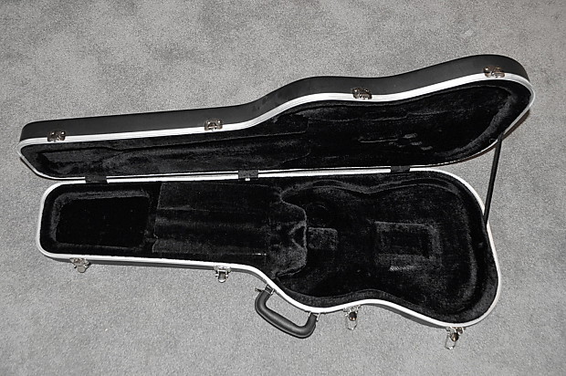 fender stratocaster telecaster molded hard shell case reverb. Black Bedroom Furniture Sets. Home Design Ideas