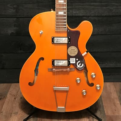 Epiphone John Lee Hooker 100th Anniversary Zephyr Hollow Body Electric Guitar w/ Case for sale