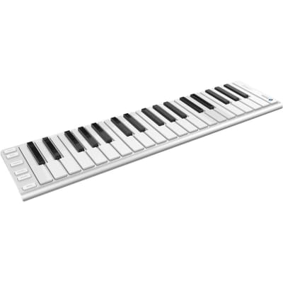 CME Xkey Air 37 Bluetooth Mobile Music Keyboard (Silver)