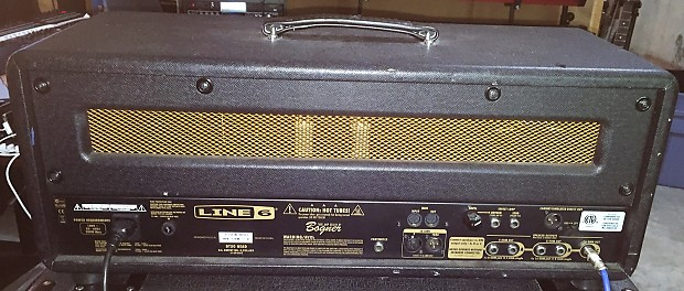 line 6 dt50 bogner amp head reverb. Black Bedroom Furniture Sets. Home Design Ideas