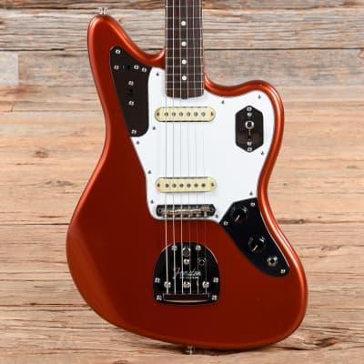 Fender Johnny Marr Jaguar KO Orange 2017 for sale