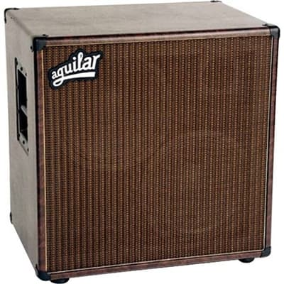 Aguilar DB212 Cabinet Chocolate for sale