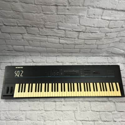 Ensoniq SQ-2 Digital Synthesizer As-Is (backup battery low)