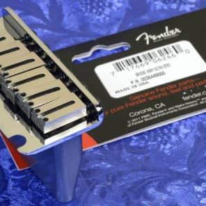 Genuine Fender American USA Deluxe & Ultra Strat Tremolo Bridge 0036449049