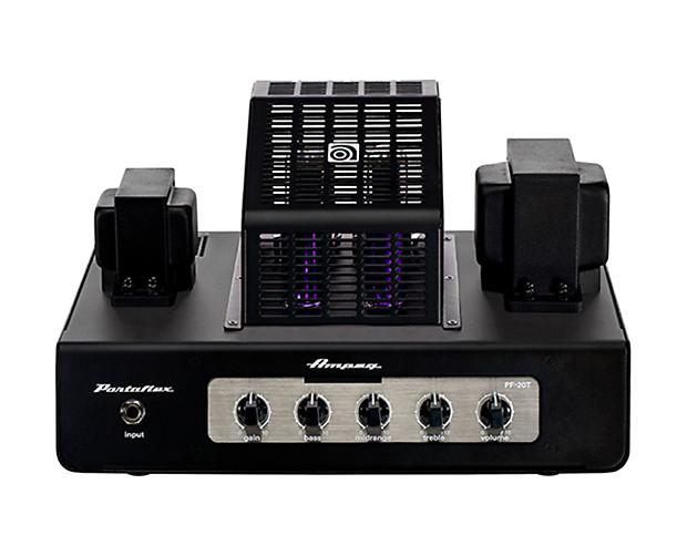 ampeg pf 20t portaflex 20w tube bass amp head used reverb. Black Bedroom Furniture Sets. Home Design Ideas