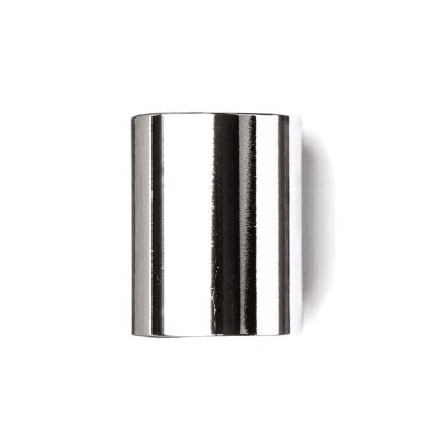 Dunlop 221 Chromed Steel Knuckle Slide - Medium Wall, Medium