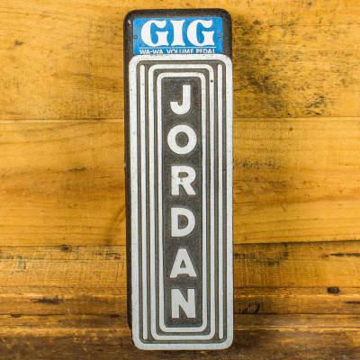 Jordan 4000 Wah Volume Pedal