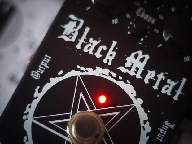 dragonfly black metal bm 1 overdrive distortion guitar pedal reverb. Black Bedroom Furniture Sets. Home Design Ideas