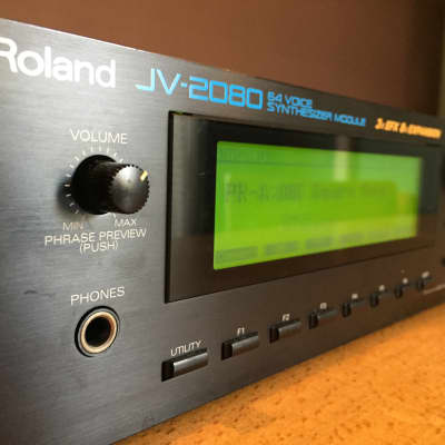 Roland JV-2080 [Vintage Japanese Rack Synth] w/ Free Shipping
