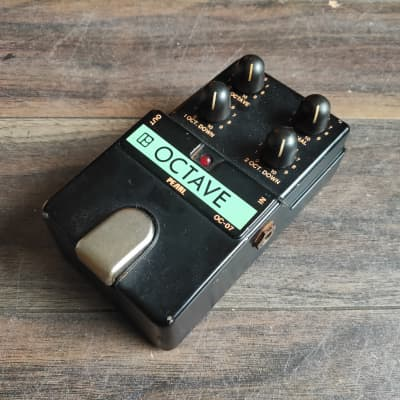 1980's Pearl OC-07 Analog Octaver MIJ Japan Vintage Effects Pedal for sale