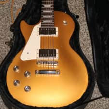 Gibson Les Paul Tribute Lefty 2017 Gold top
