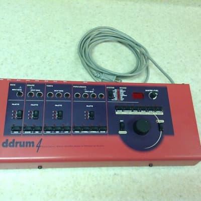 ddrum4 electronic drum module / ddrum4SE 1.50 firmware version