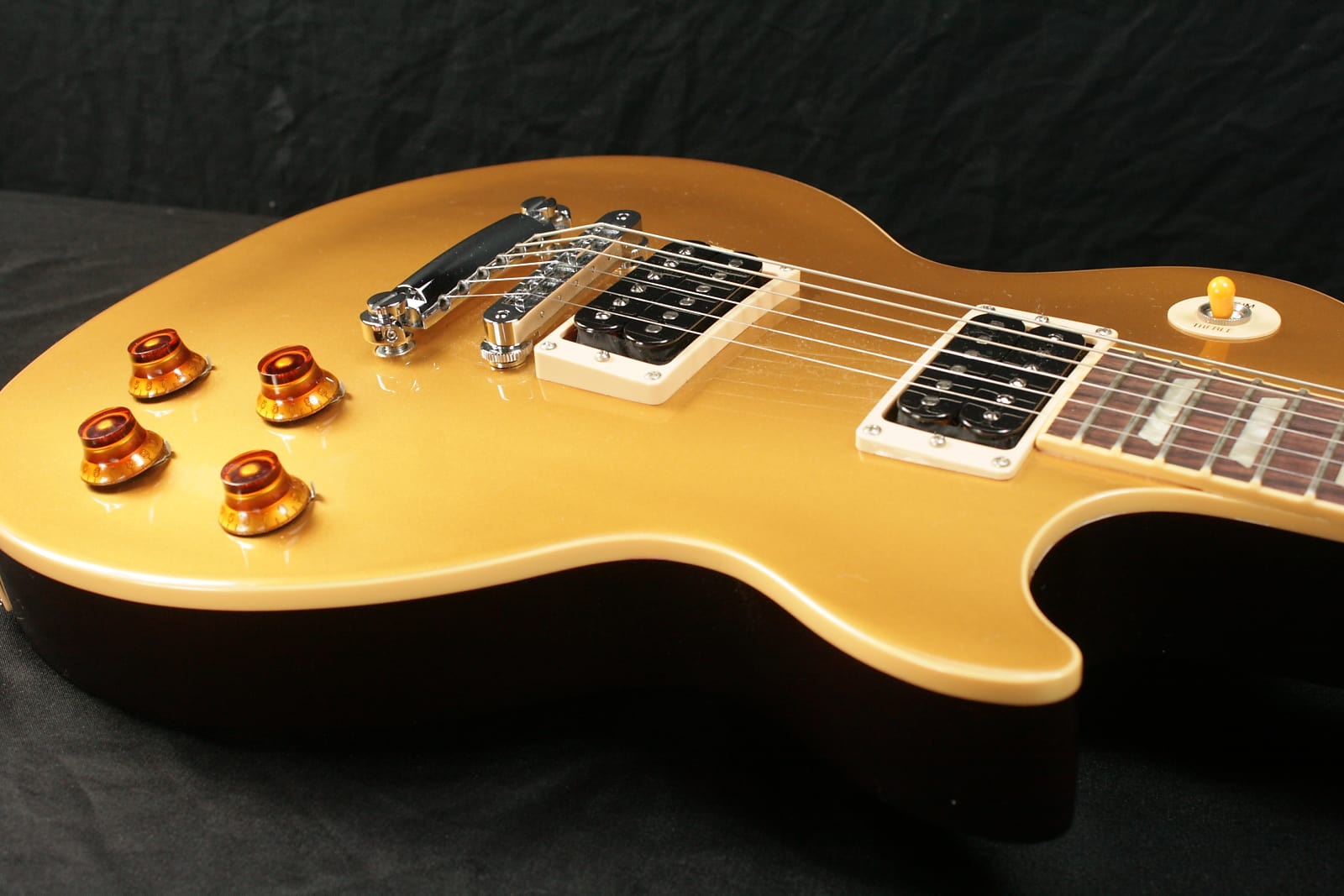 79f038735543b4 Gibson Gibson Slash Signature Les Paul Goldtop 2008 Goldtop - MINT and  unplayed