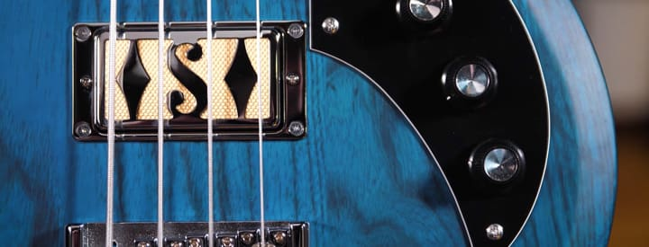 Video: Supro Huntington III Bass Demo