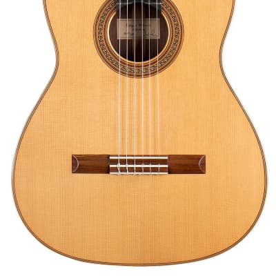 Edgar Monch 1961 Classical Guitar Spruce/Indian Rosewood for sale