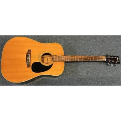 Antoria 627 Acoustic Guitar - 1970s for sale