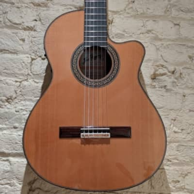 Ramirez 4NCWE Model Classical with Fishman pickup Nautral for sale
