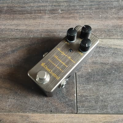 One Control Anodized Brown Distortion (by BJF)