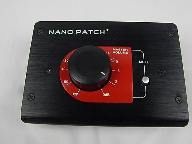 Passive Volume Attenuator SM Pro Audio Nano Patch
