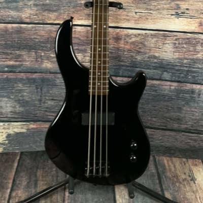Used Dean Edge 4 String Electric Bass with Gig Bag for sale