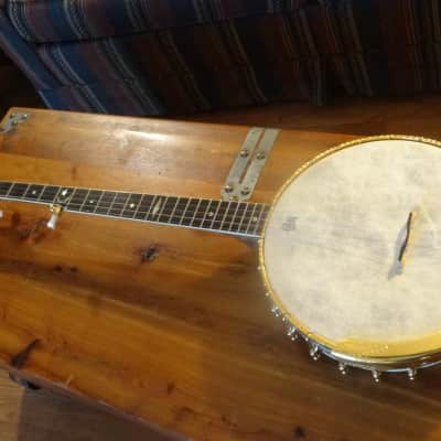 OME Gold Deluxe Jubilee Banjo 1999 Gold for sale