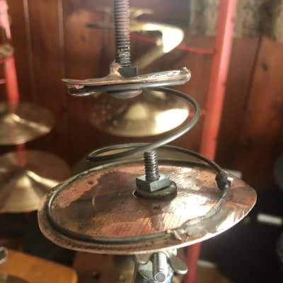 Cymbalheaven.biz Steampunk Cymbal Spring Mount 2021 traditional
