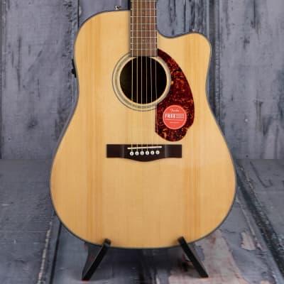 Fender CD-140SCE Ovangkol with Walnut Fretboard Natural