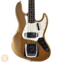 Fender Jazz Bass 1966 Shoreline Gold image