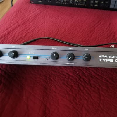 Aphex Aural Exciter Type C Model 103 Made In USA