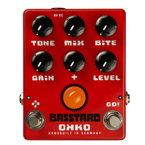 OKKO Basstard Bass Overdrive for sale