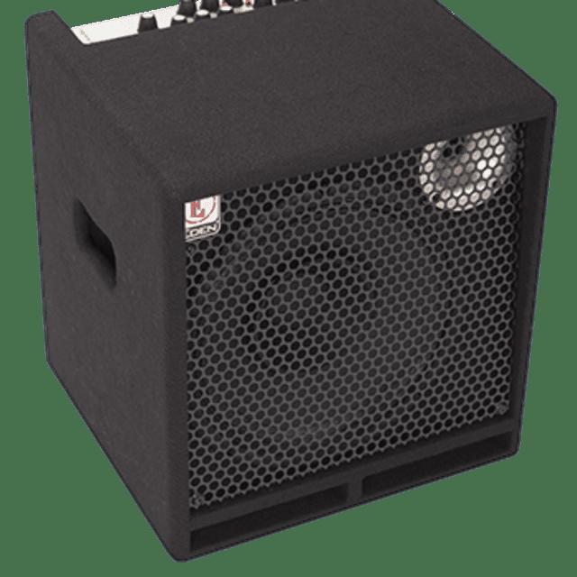 Eden Amplification USM-TN2251 1 x 12 225W Combo Bass Amp 2017 image