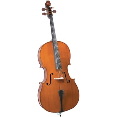 Cremona SC-150 Premier Student Cello Outfit Regular 4/4 for sale
