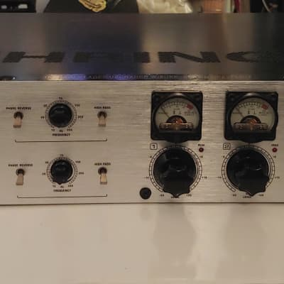 Behringer Tube Ultragain T1953 Microphone Preamp upgraded with Burr-Brown OPA2134UA op-amps on all g