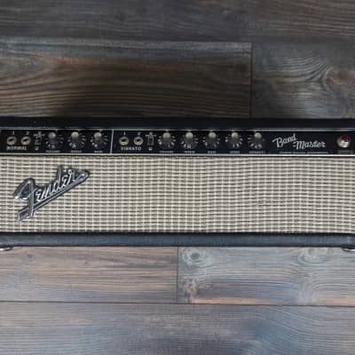 Fender Bandmaster AB763 Head 1964
