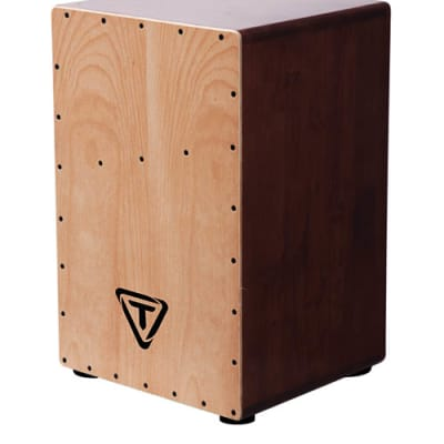 Tycoon Percussion 35 Series Double Overhead Chamber (DOHC) Cajon