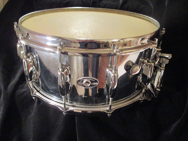 slingerland vintage spitfire 14 x 6 5 snare drum 12 lugs reverb. Black Bedroom Furniture Sets. Home Design Ideas