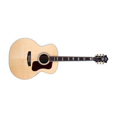 Guild USA F-55 Jumbo Acoustic, Natural for sale
