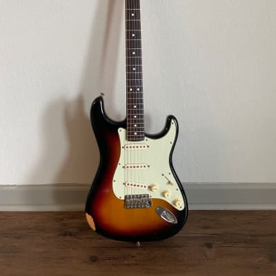 Fender Highway One Stratocaster 2004 Nitro+Rosewood for sale