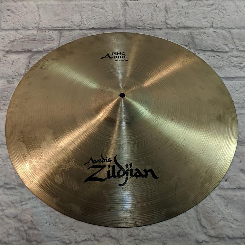 zildjian a custom 20 ping ride cymbal reverb. Black Bedroom Furniture Sets. Home Design Ideas