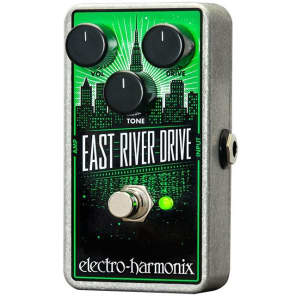 Electro Harmonix East River Drive Classic Overdrive Pedal for sale