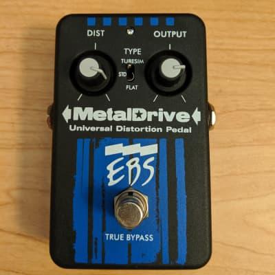 EBS MetalDrive