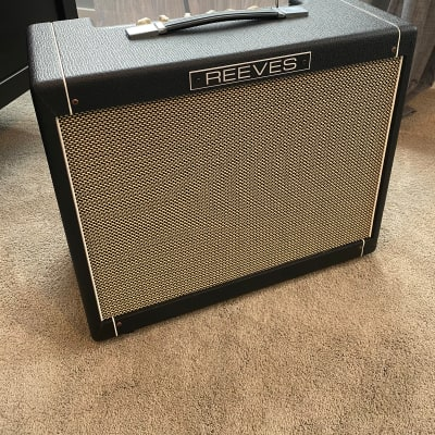 Reeves Custom 12 Combo with Power Scaling 2015 Black for sale