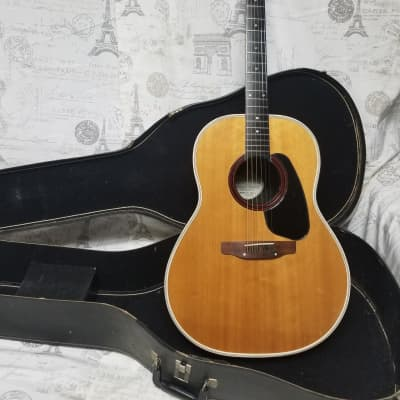 Applause by Ovation AA14-4 1970s Natural Made In The USA Composite & Metal Neck Super Cool! for sale
