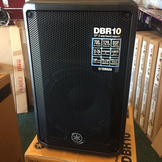 Yamaha DBR10 Powered Speaker | Tri State Music