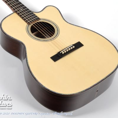 ASTURIAS <MIJ> Solo Premium LTD MDR SS (Madagascar Rosewood) -Free Shipping! for sale