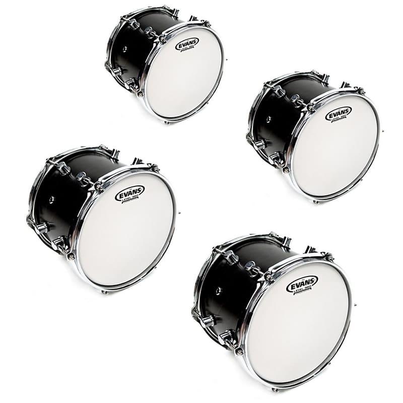 evans uv1 drum head standard tom pack 12 13 reverb. Black Bedroom Furniture Sets. Home Design Ideas