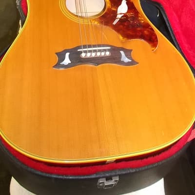 Gibson Dove Natural Top / Antique Cherry Back  SERIAL # A090830*