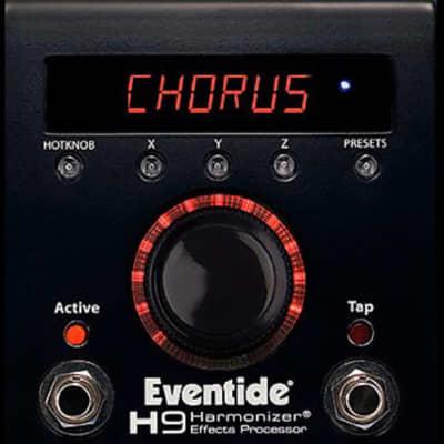 Eventide H9 Dark Limited Edition  Multi-Effect Pedal